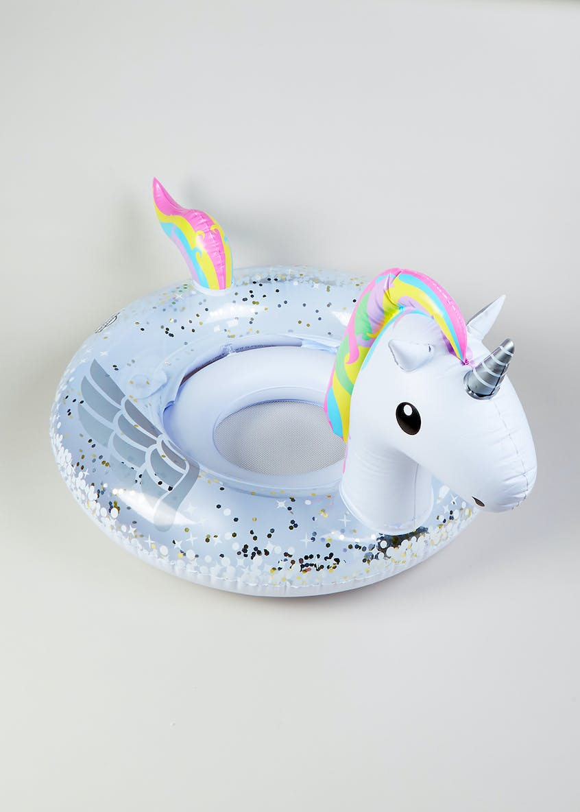 BigMouth Kids Unicorn Inflatable Pool Float (1-3years)