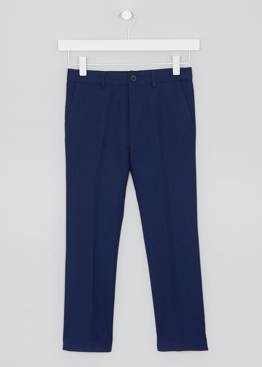 Boys Newton Suit Trousers (4-13yrs)