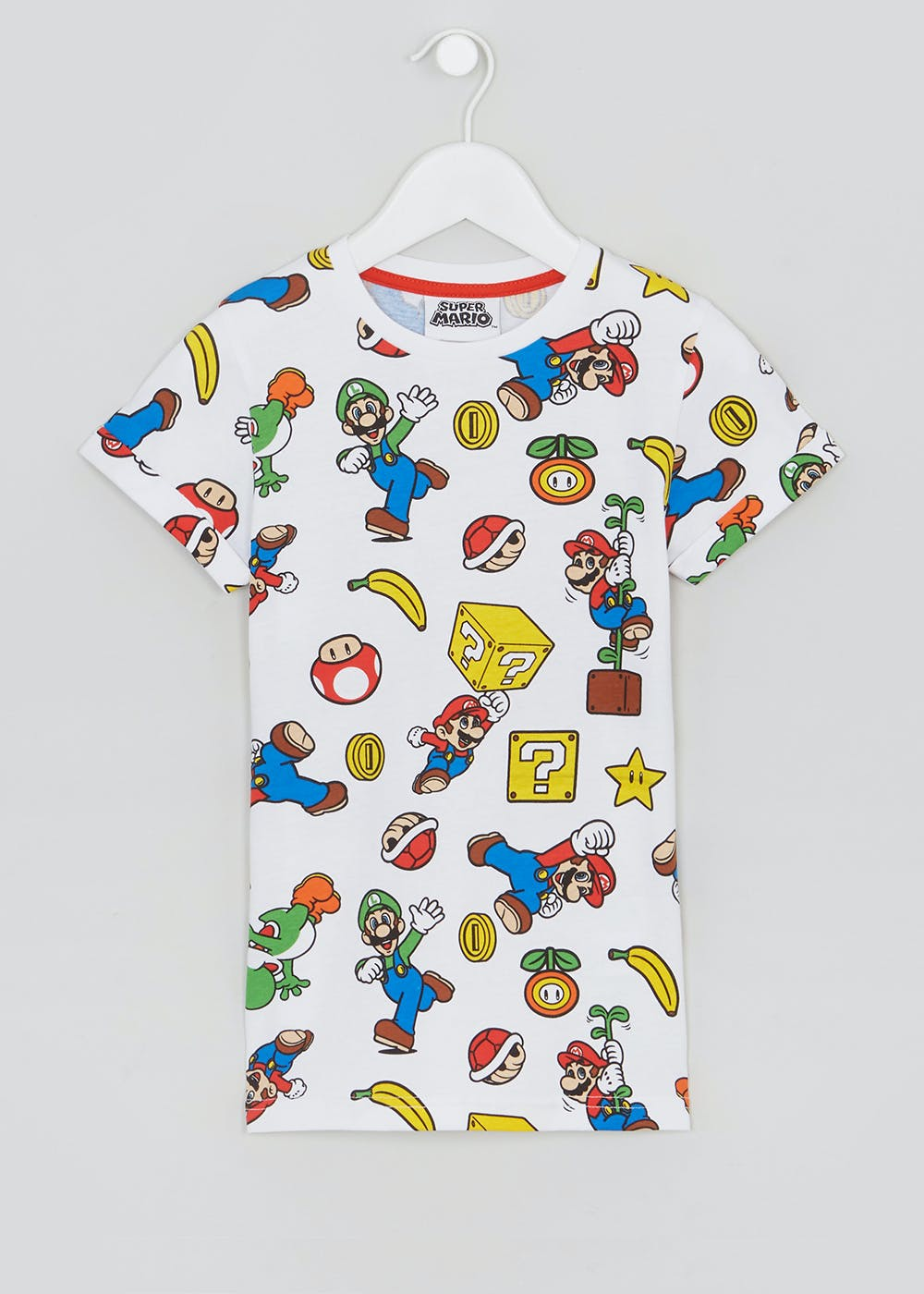 2e78aa62 Kids Super Mario T-Shirt (3-9yrs)
