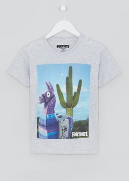 Kids Fortnite Llama T-Shirt