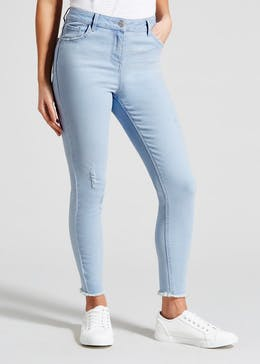 86c199d13 April Super Skinny Ripped Jeans