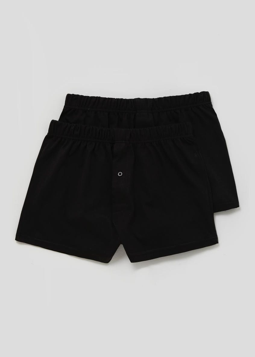 2 Pack Wolsey Jersey Boxers