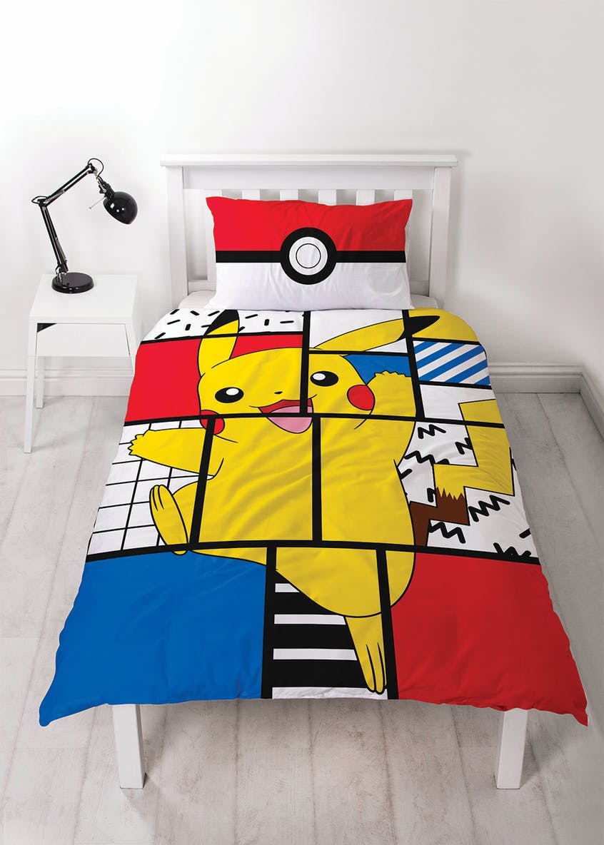 Kids Pokémon Duvet Cover (Single)