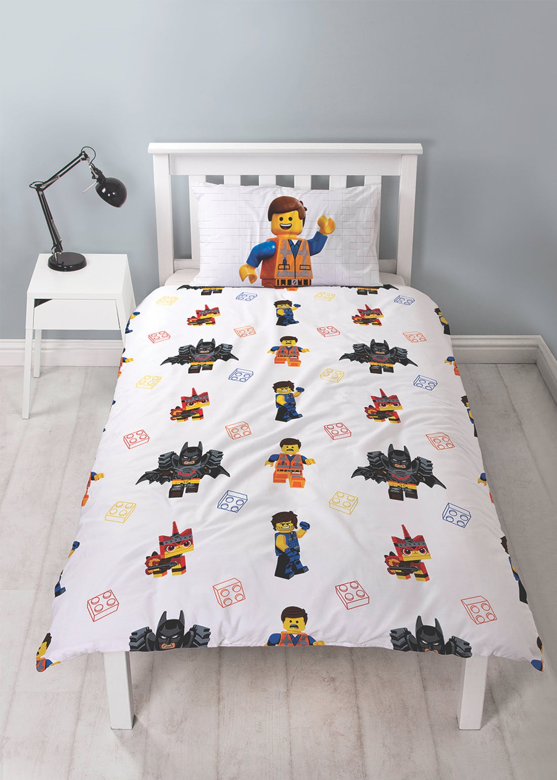 Kids Lego Duvet Cover (Single)