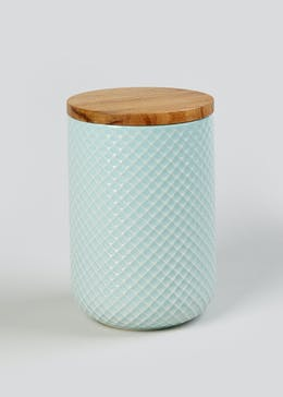 Large Kitchen Canister (18cm x 12cm)