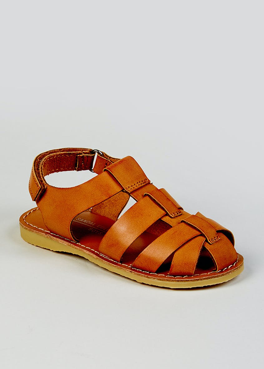 Kids Caged Sandals (Younger 4-12)