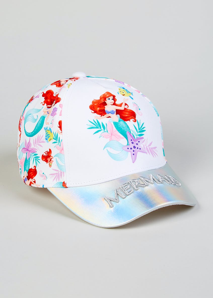 Kids Disney Ariel Cap (3-13yrs)