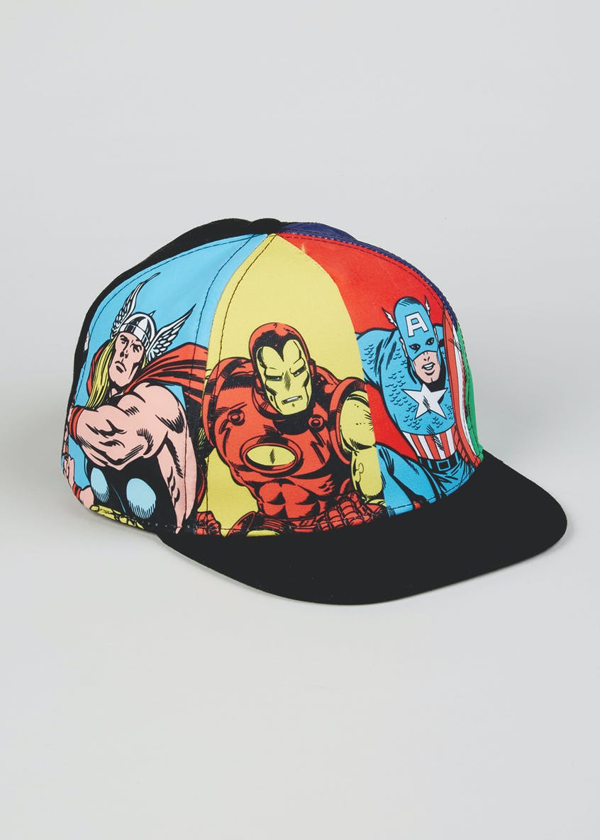 Kids Marvel Avengers Cap (3-13yrs)