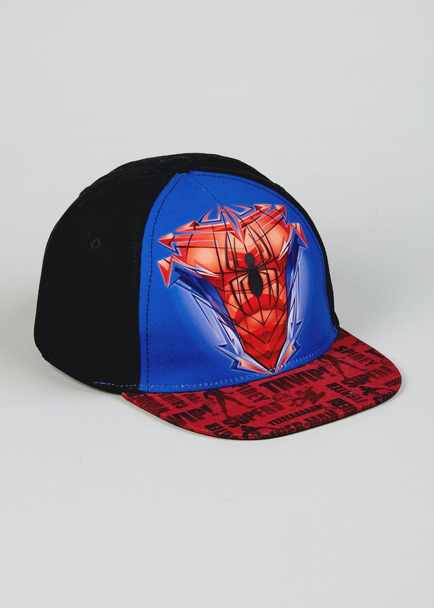 Kids Marvel Spider-Man Cap (3-13yrs)