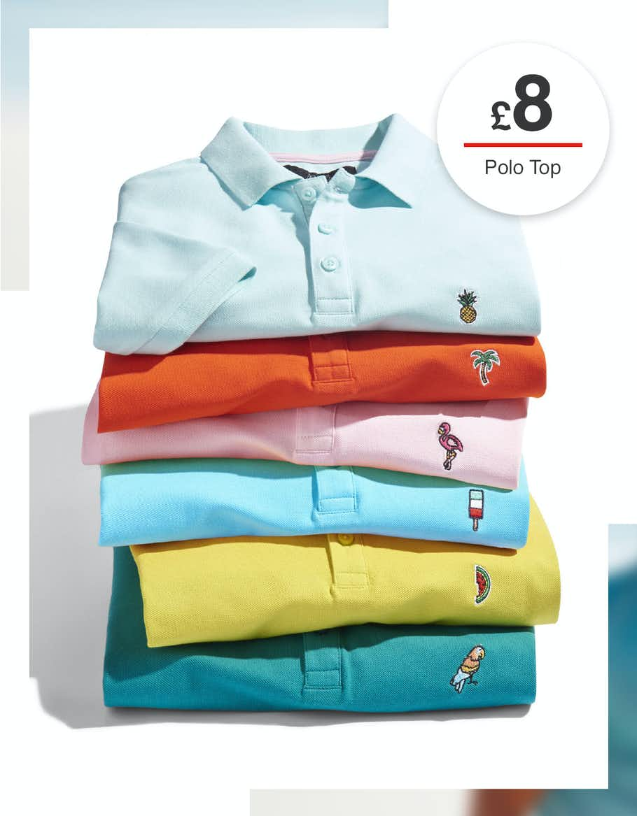 Shop Polo Shirts