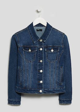 Papaya Petite Denim Jacket