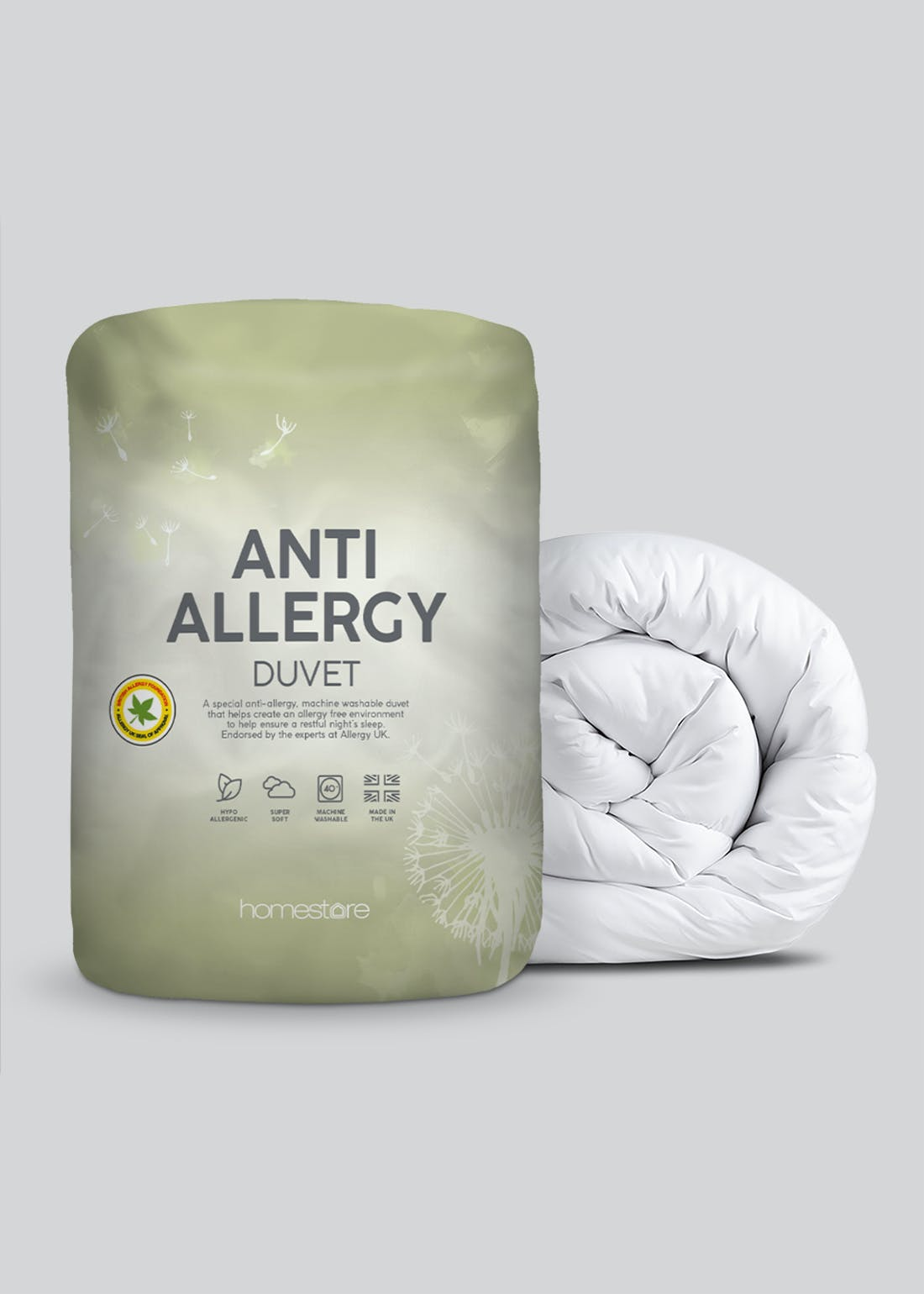 Anti Allergy Duvet (10.5 Tog)