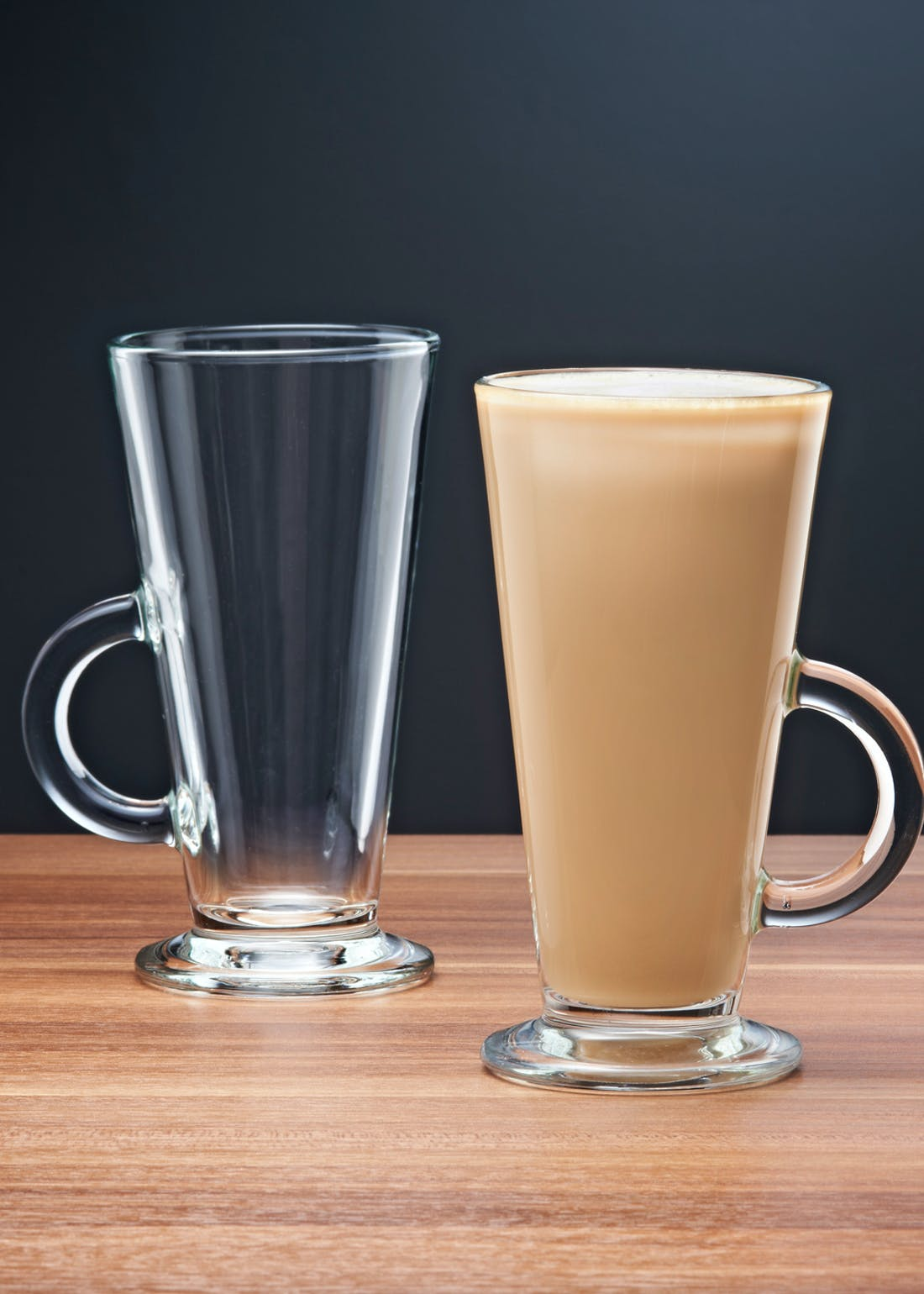 2 Pack Latte Mug Set (15cm x 8cm)