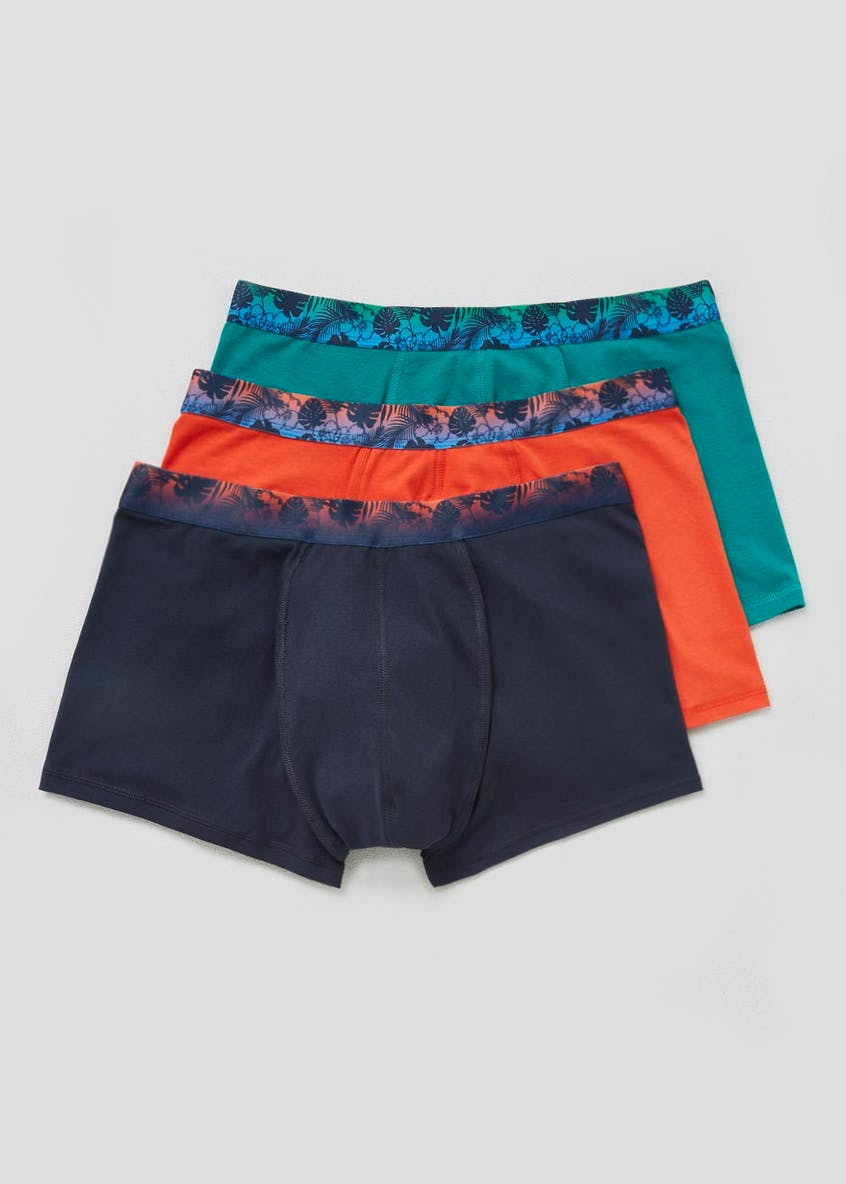 3 Pack Hipster Boxers
