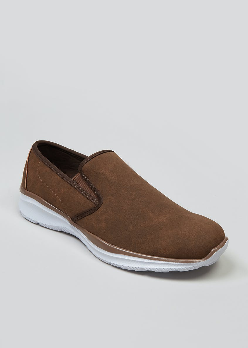 Soleflex Sports Slip On Pumps