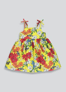 f100be1fe Girls Floral Strappy Sun Dress (9mths-6yrs)