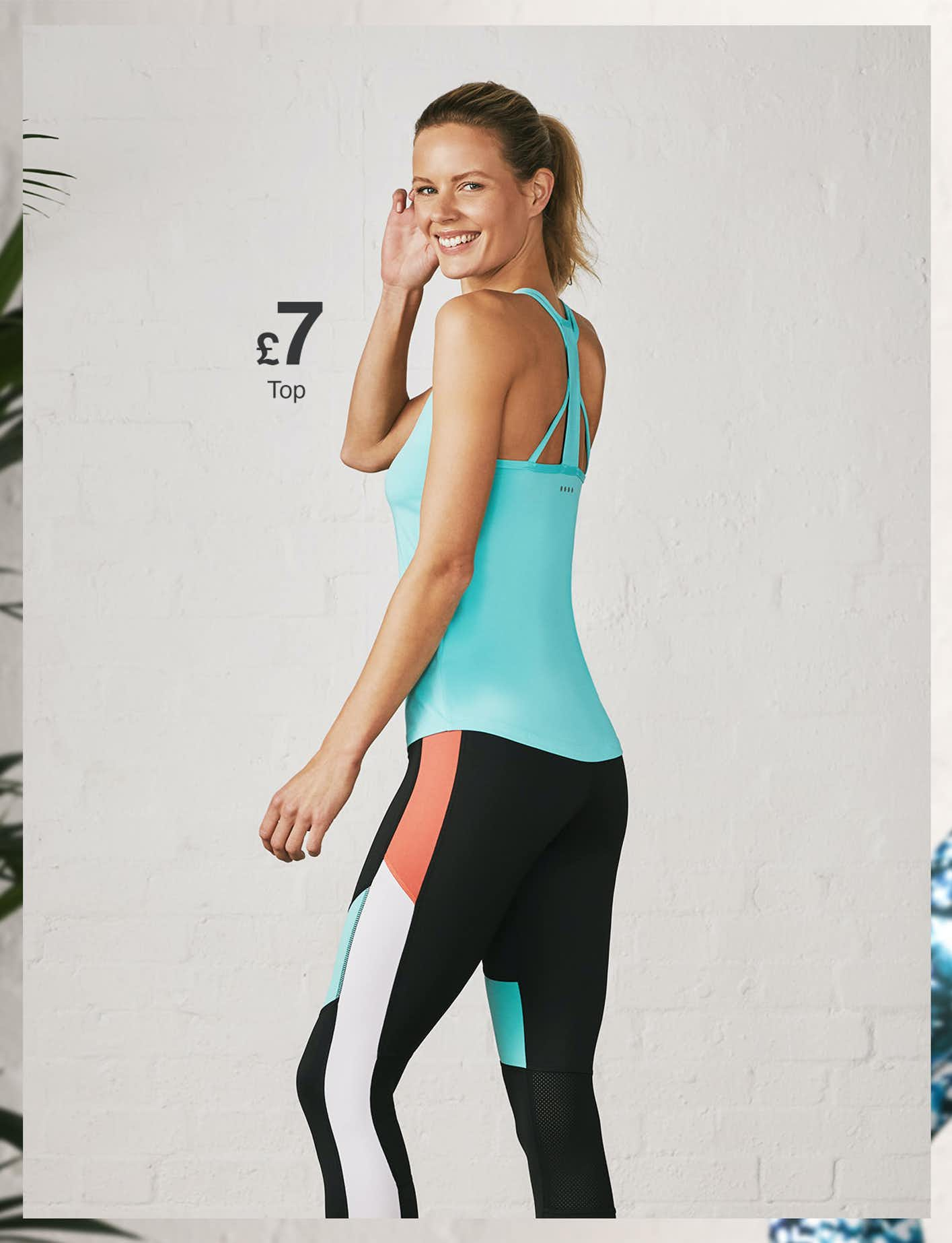 fe41b0451df Workout Clothes & Accessories - Souluxe – Matalan
