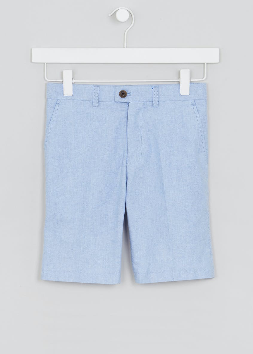 Boys Oxford Shorts (4-13yrs)