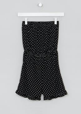 Girls Candy Couture Spot Playsuit (9-16yrs)