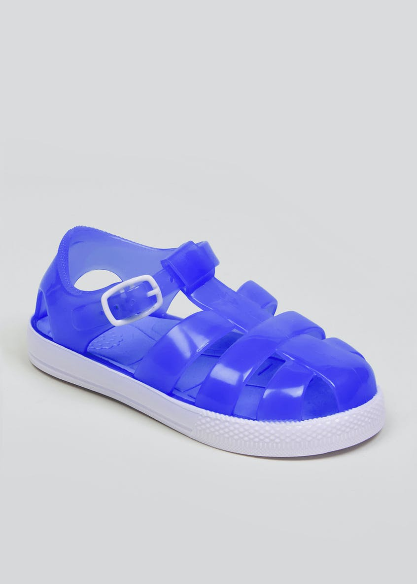 Kids Caged Jelly Shoes (Younger 4-12)