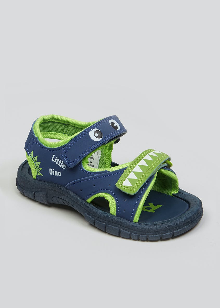 Kids Dinosaur Adventure Sandals (Younger 4-9)