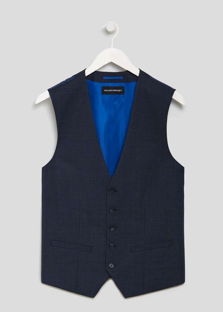 Parker Tailored Fit Waistcoat