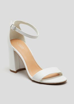 36ea798005b Block Heel Strappy Sandals