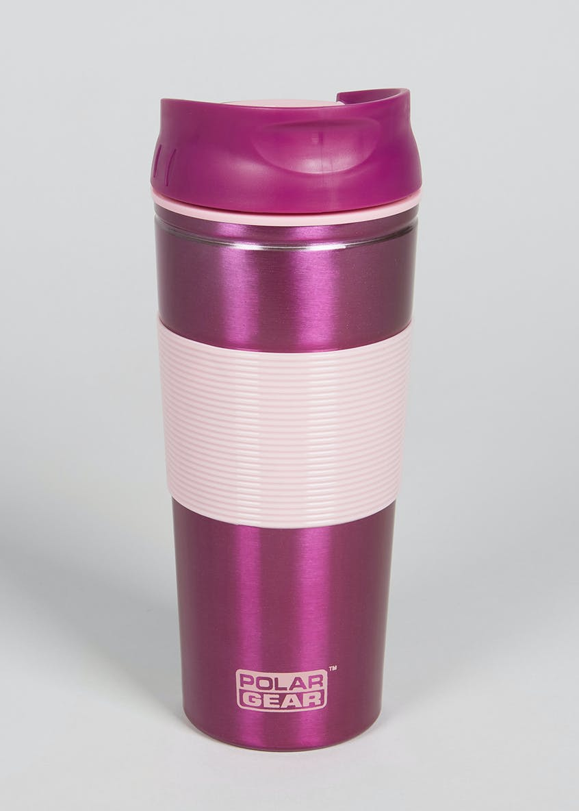 Polar Gear Travel Tumbler Flask (21cm x 8cm)