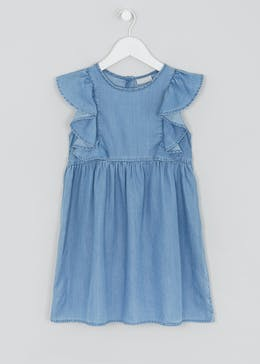 Girls Denim Dress (5-10yrs)