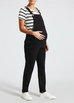 Maternity Denim Dungarees