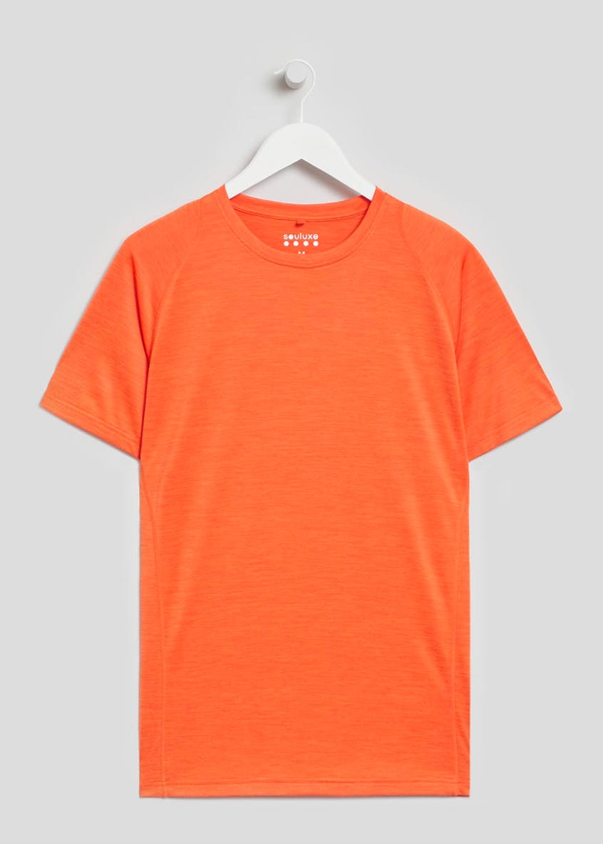 Souluxe Basic Sports T-Shirt