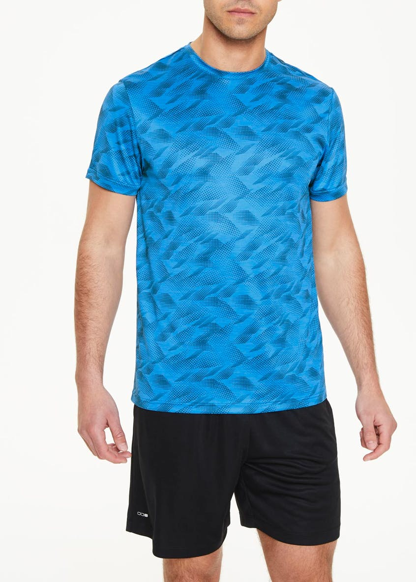Souluxe Abstract Sports T-Shirt