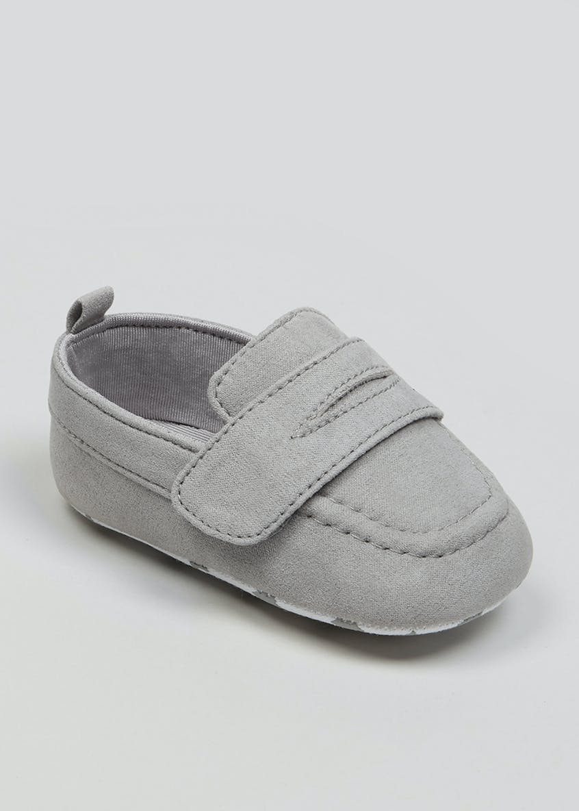 Unisex Soft Sole Loafers (Newborn-18mths)