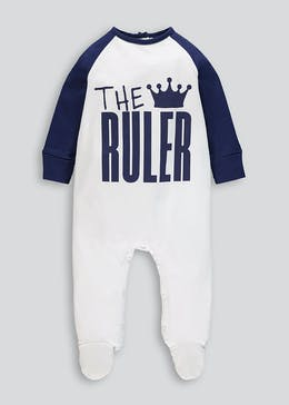 The Ruler Family Pyjama Sleepsuit