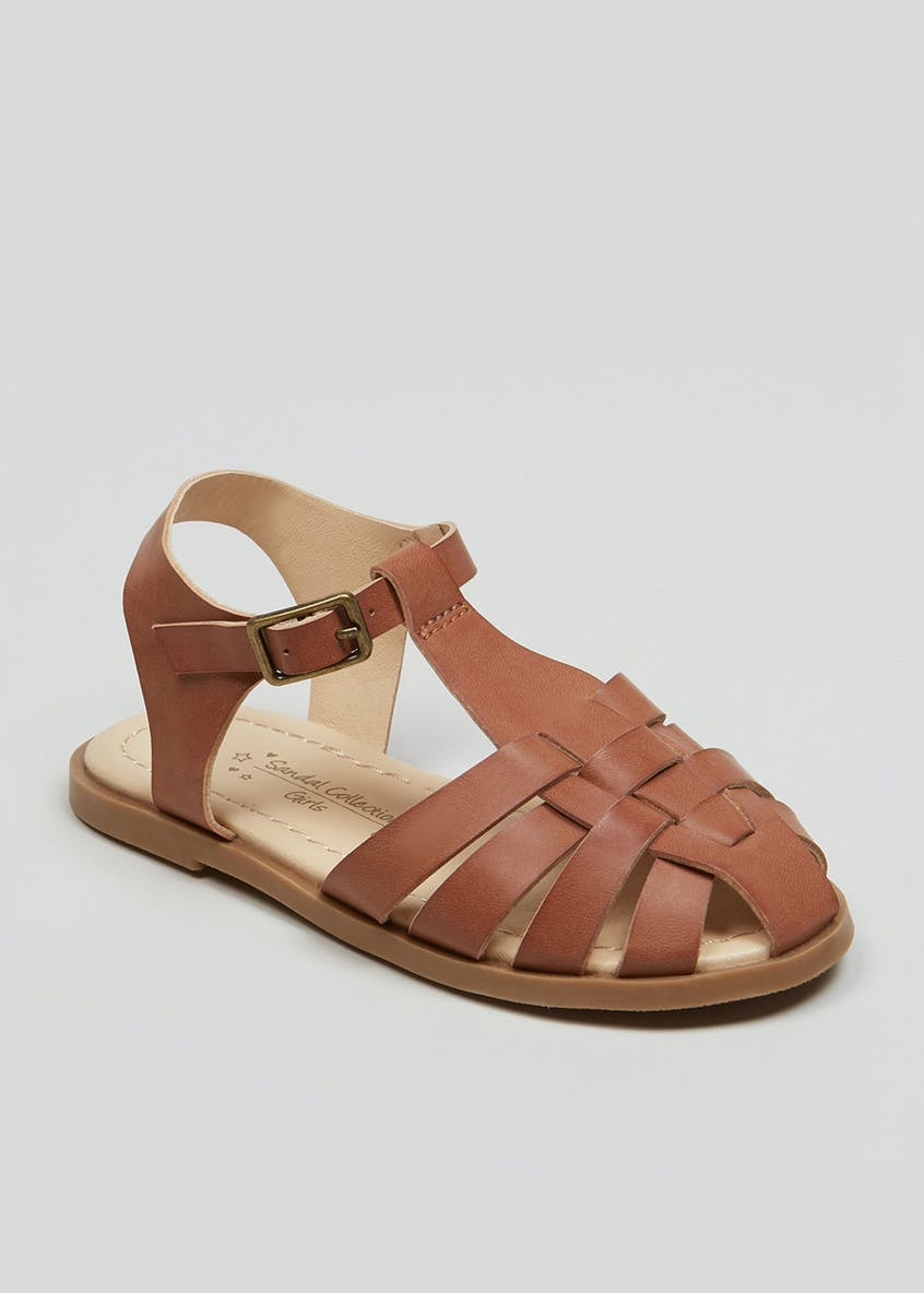 Kids Caged Sandals (Younger 4-9)