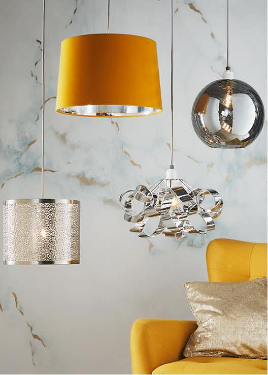Lighting Floor Amp Table Lamps Ceiling Lights Amp Chandeliers Matalan