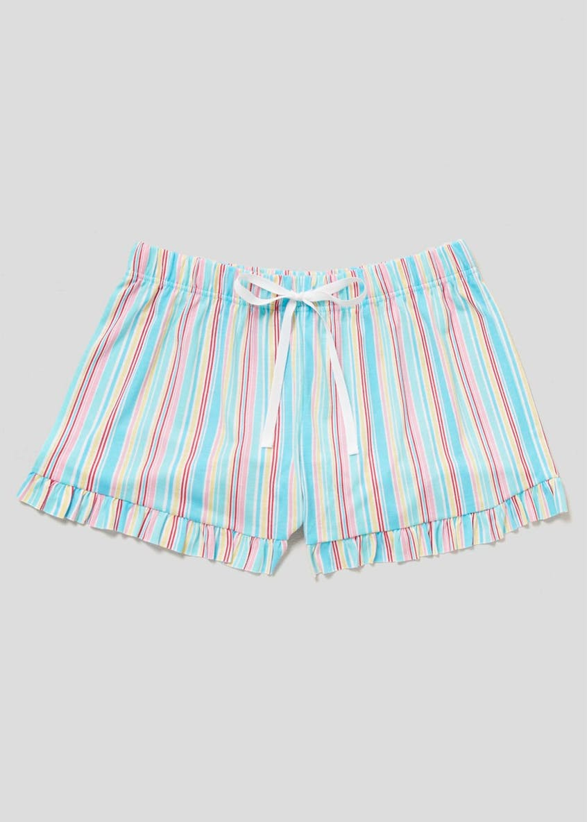 Mix & Match Stripe Pyjama Shorts
