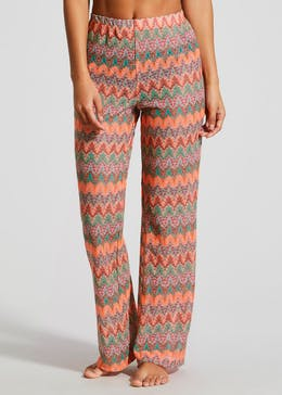 668d2230d Crochet Co-Ord Beach Trousers