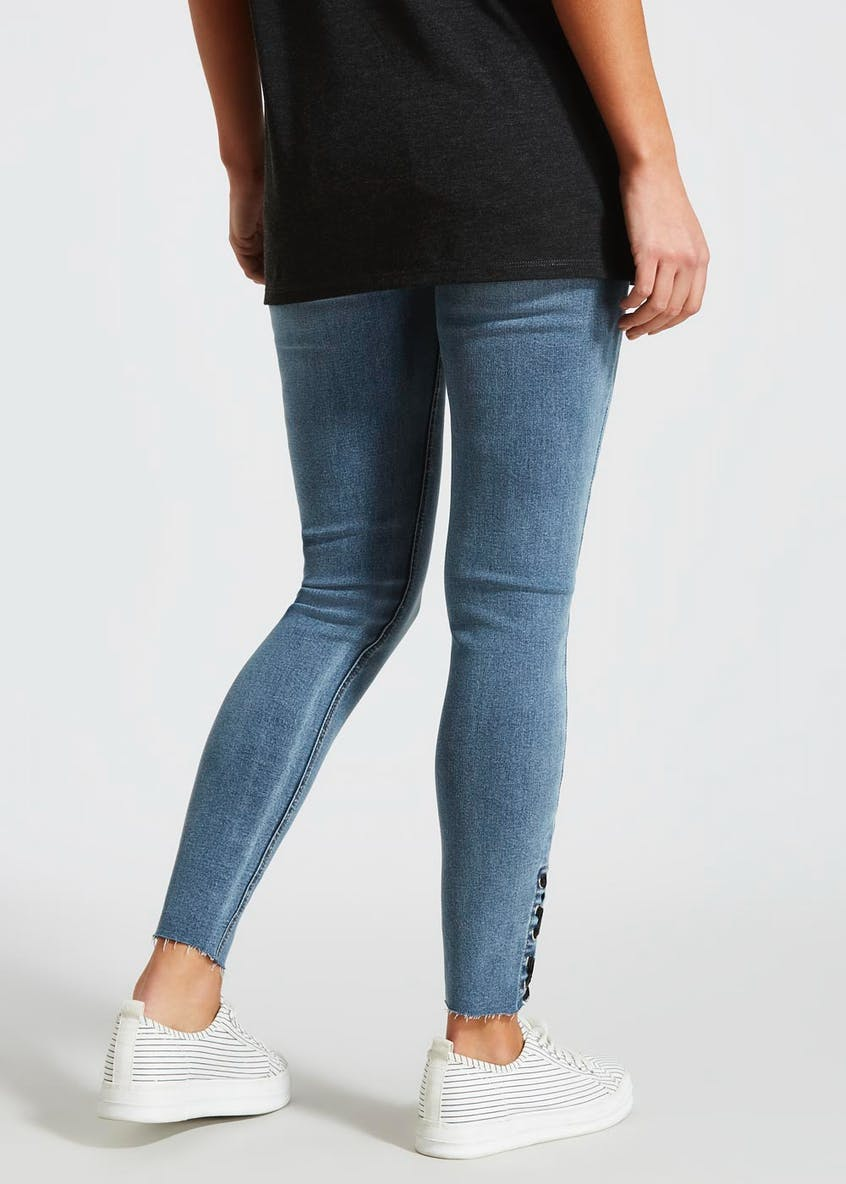 Maternity April Over Bump Super Skinny Jeans