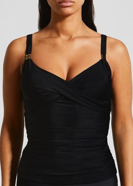 Shapewear Tummy Control Tankini Top