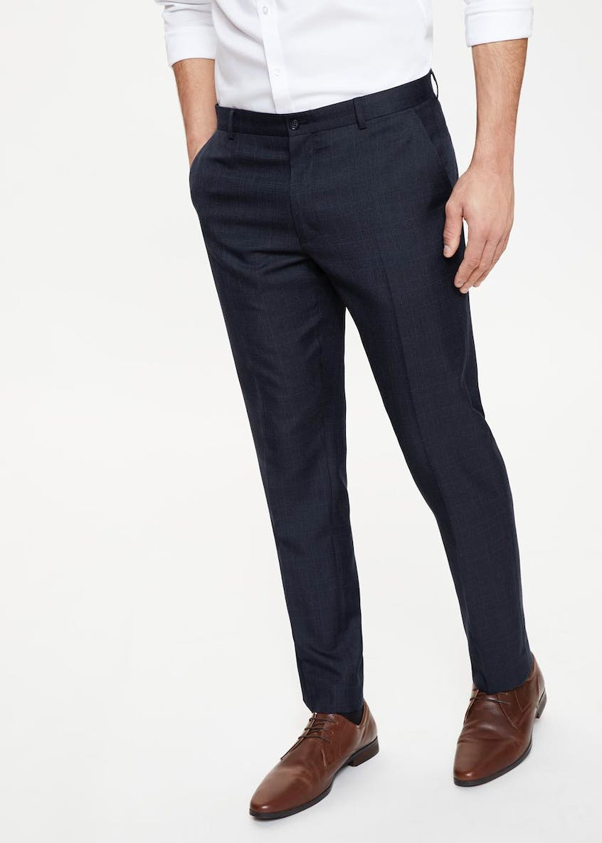 Taylor & Wright Parker Tailored Fit Suit Trousers