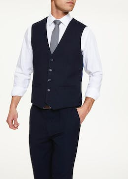 Murray Skinny Fit Suit Waistcoat