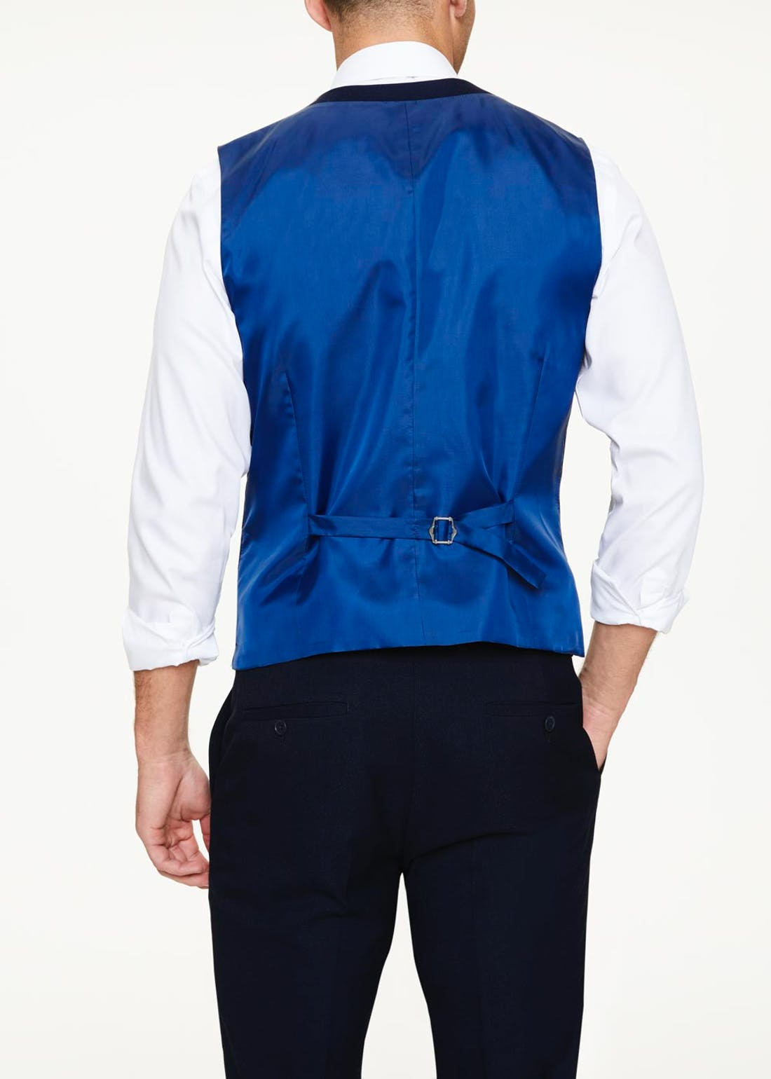 Taylor & Wright Murray Skinny Fit Suit Waistcoat