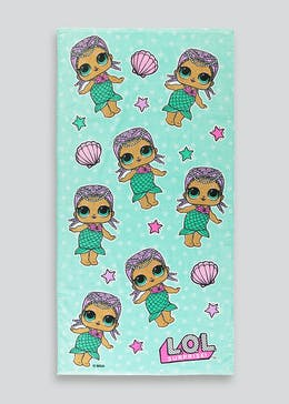 L.O.L. Surprise Merbaby Beach Towel