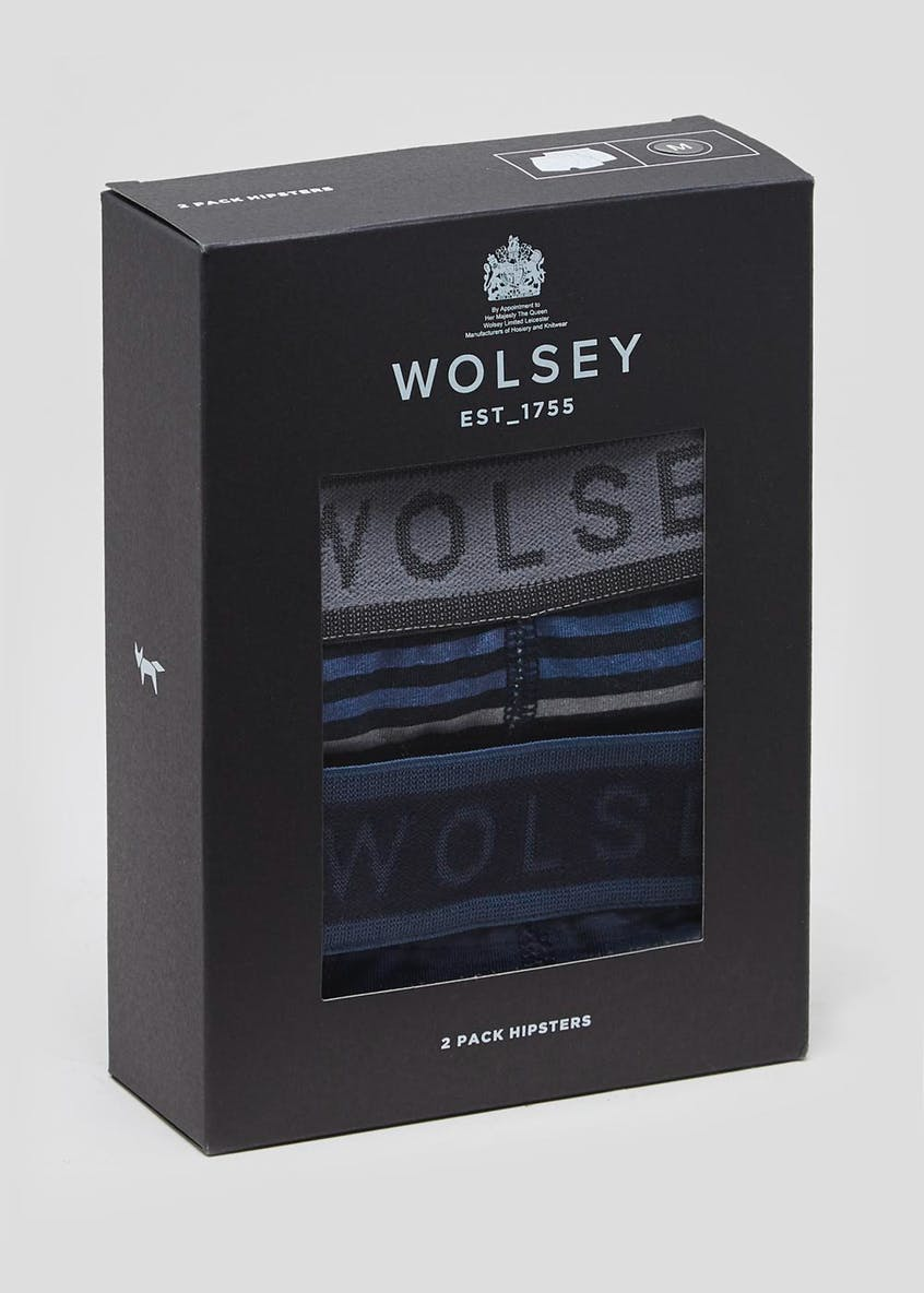 2 Pack Wolsey Hipsters