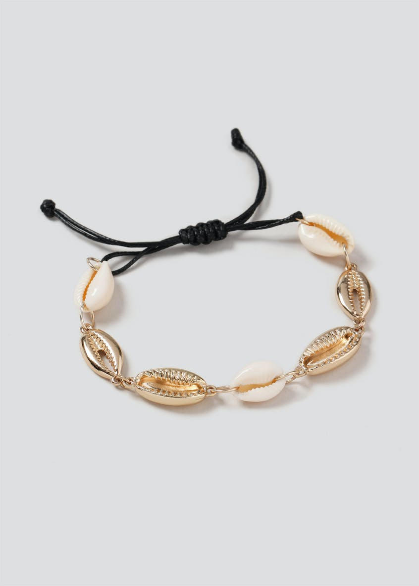 Conch Shell Toggle Bracelet