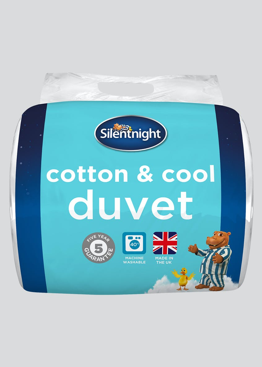 Silentnight Cotton & Cool Duvet (4.5 tog)