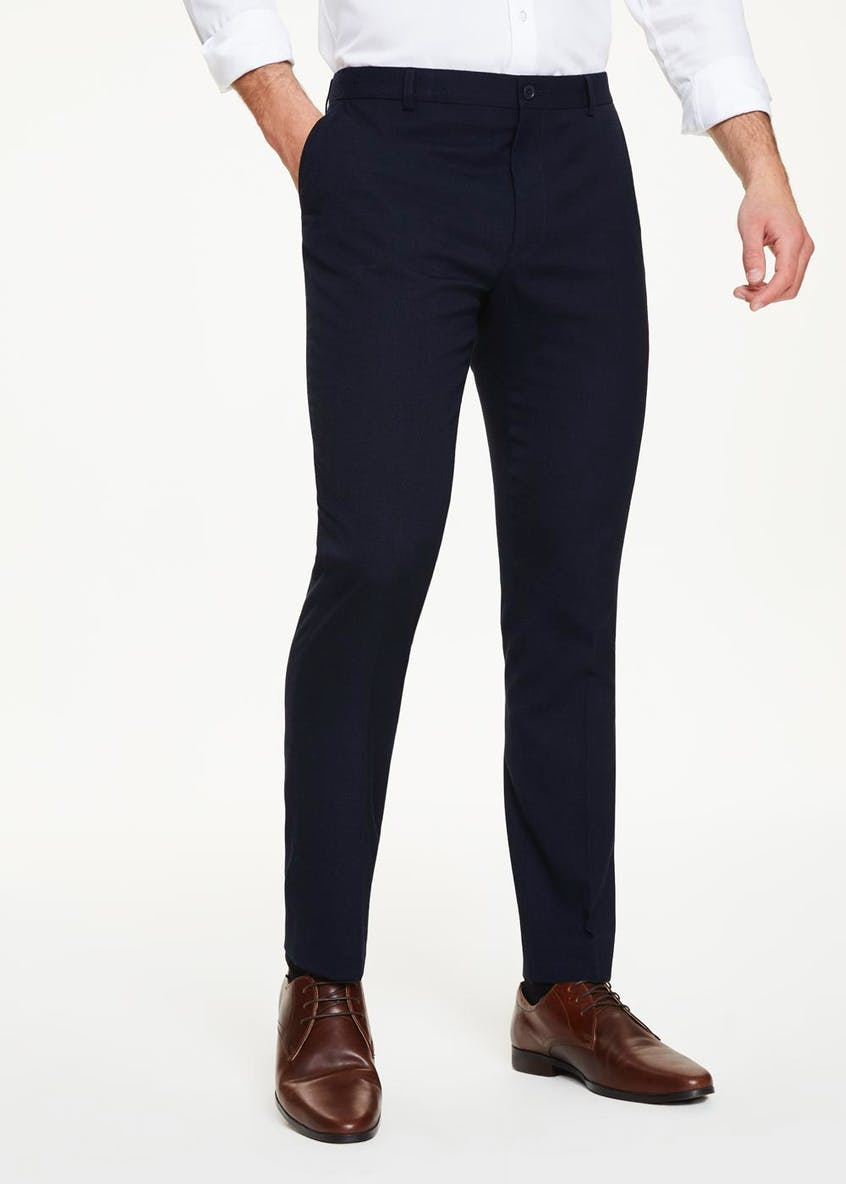Taylor & Wright Murray Skinny Fit Suit Trousers