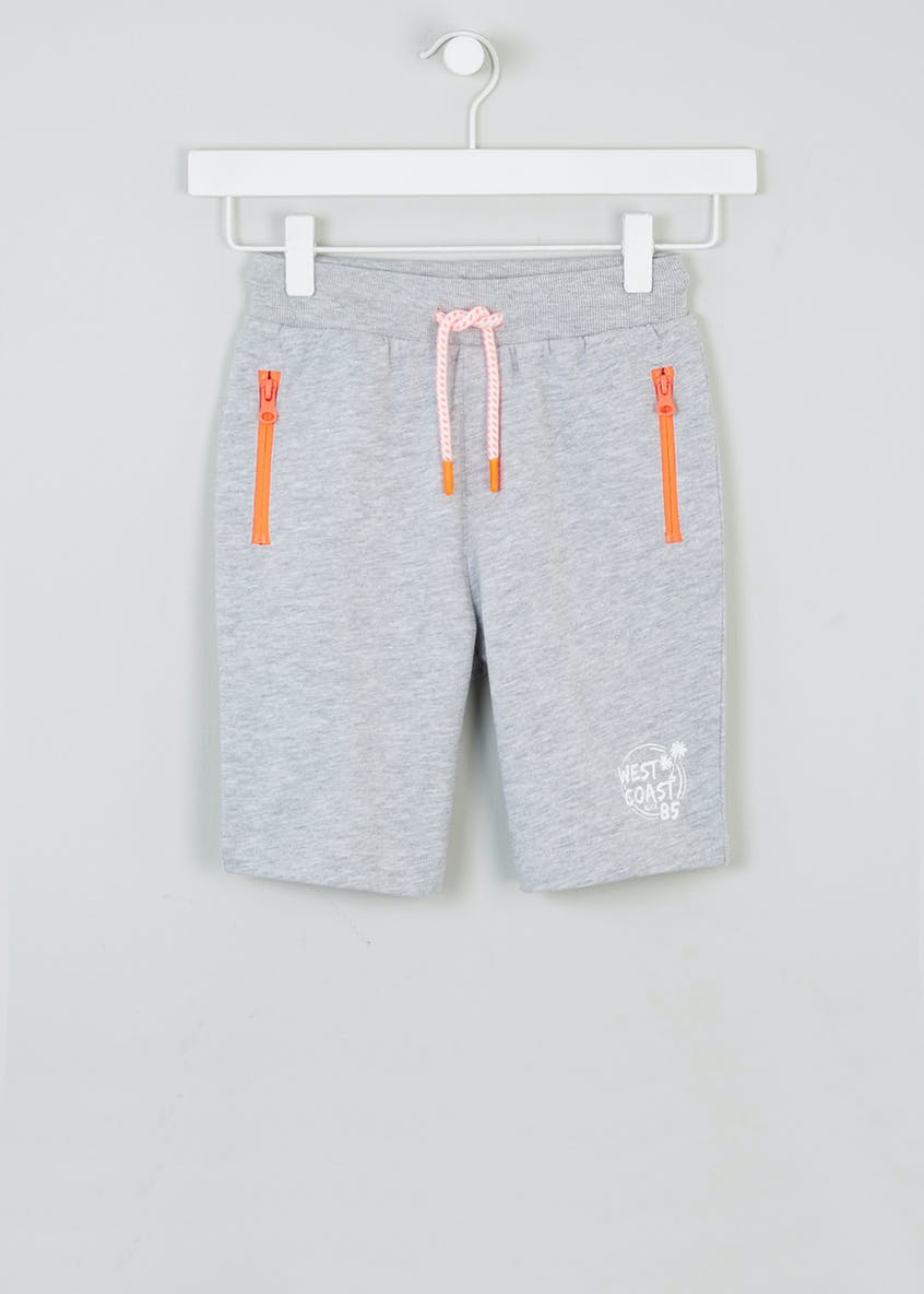 Boys Jogging Shorts (4-13yrs)