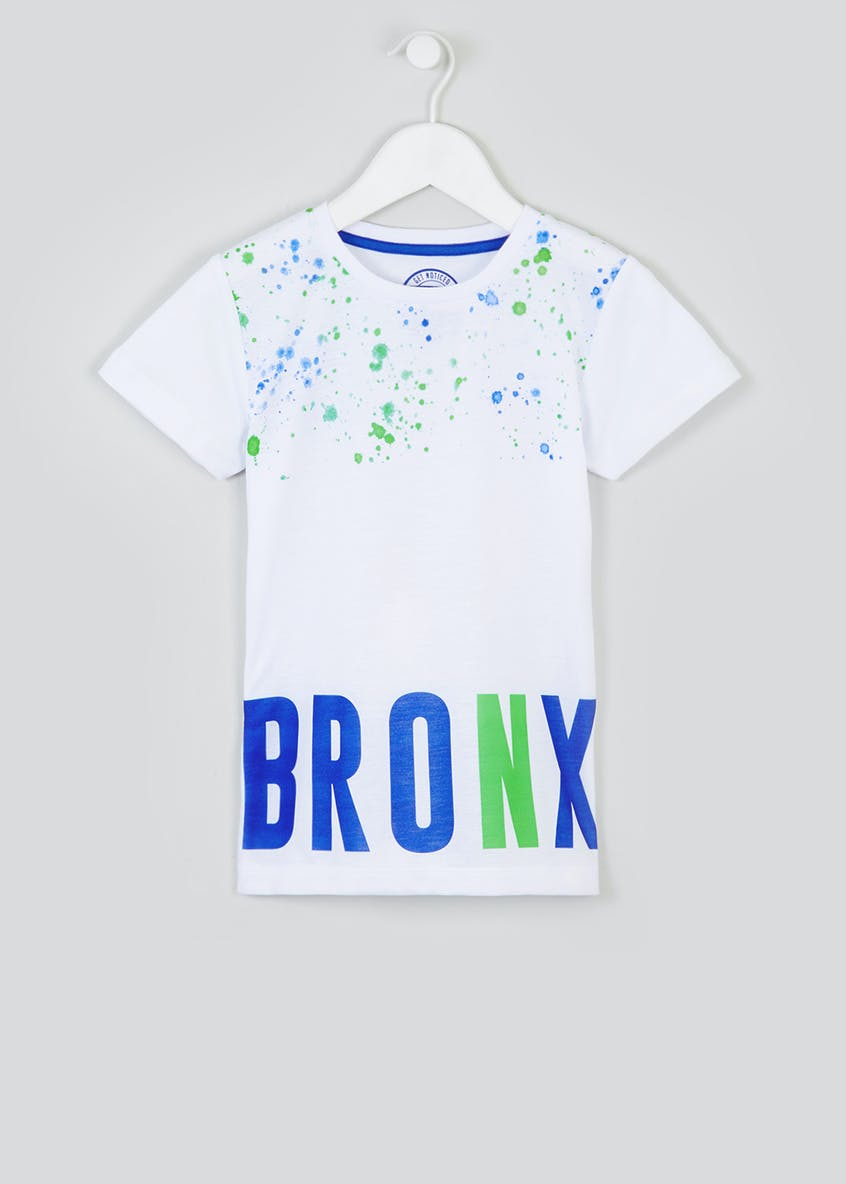 Boys Bronx T-Shirt (4-13yrs)